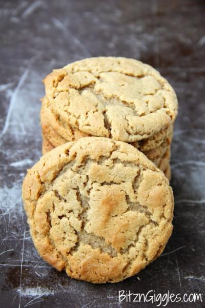 Pindakaas koekjes - koekjes bakken met de kids