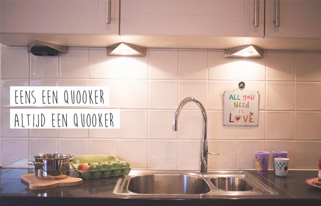 Eens een Quooker, altijd een Quooker