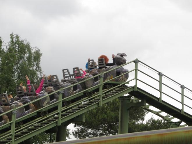 Achtbanen Avonturenpark Hellendoorn