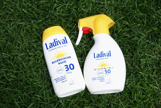 Ladival zonbescherming