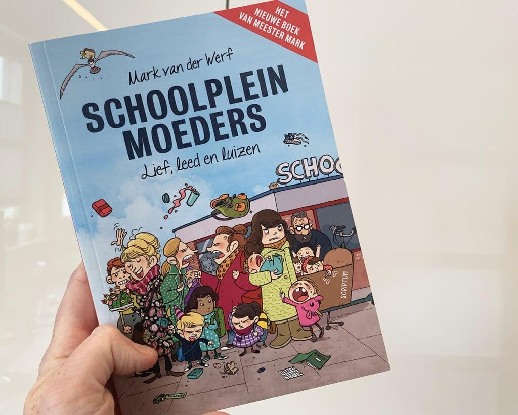 Boek Schoolpleinmoeders