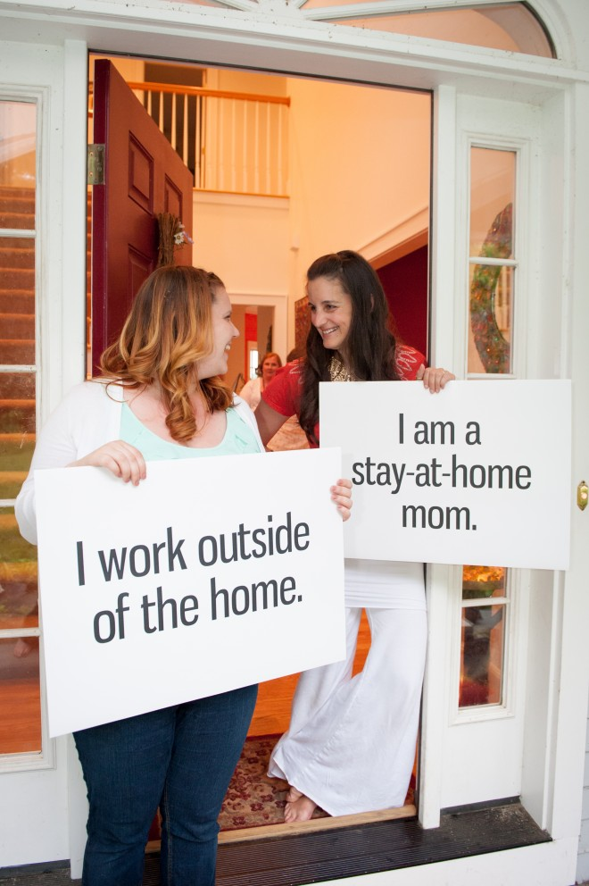 Stop the mommy war