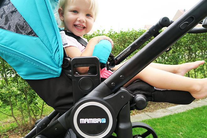 Mama Plus kinderwagen