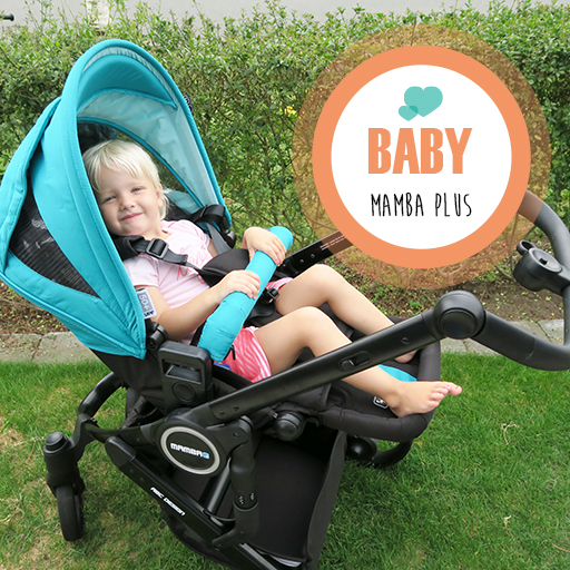 Een fijne bolide voor je baby en kind + win een kinderwagen