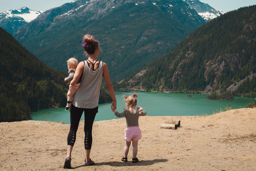 Rondreis Amerika met baby: problemen en oplossingen