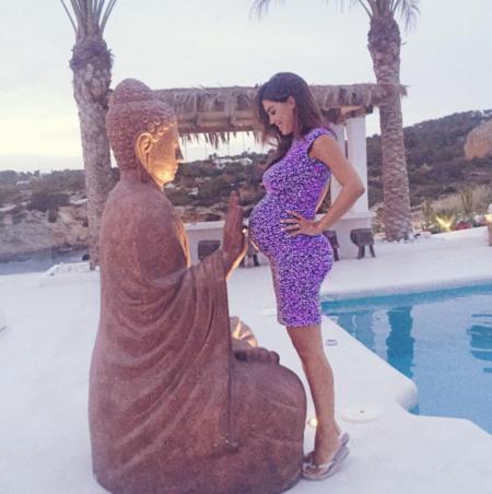 Zwangere Yolanthe