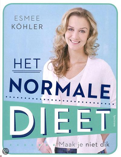 Zo val je af: Het normale dieet!