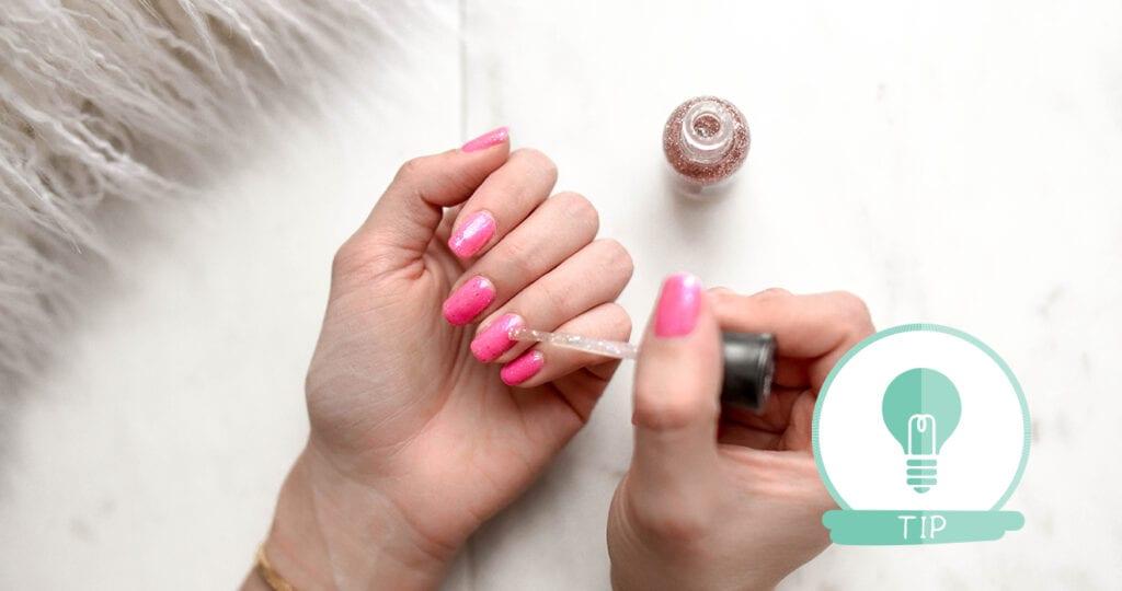 De oplossing voor stoppen met nagelbijten