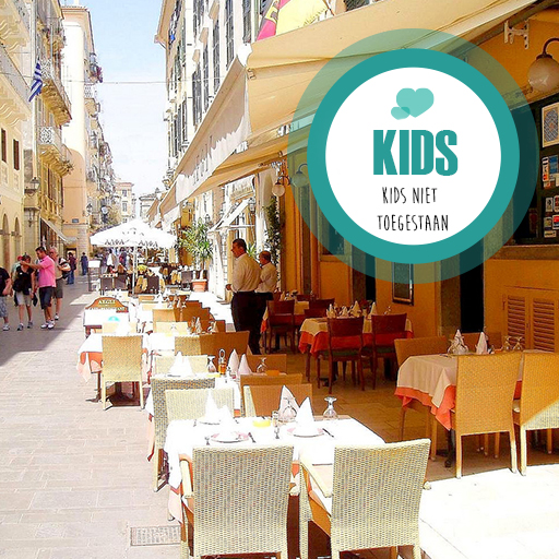 In deze restaurants ben je niet welkom met je kids!