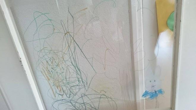 Raamstiften Crayola