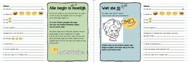 Het Smoeltjes Schrift: een dagboek voor kinderen