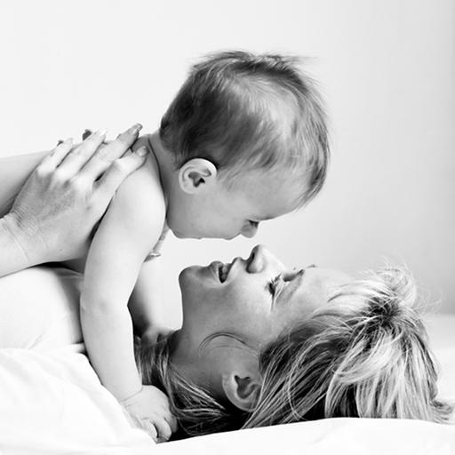 Ik ben niet die moeder…