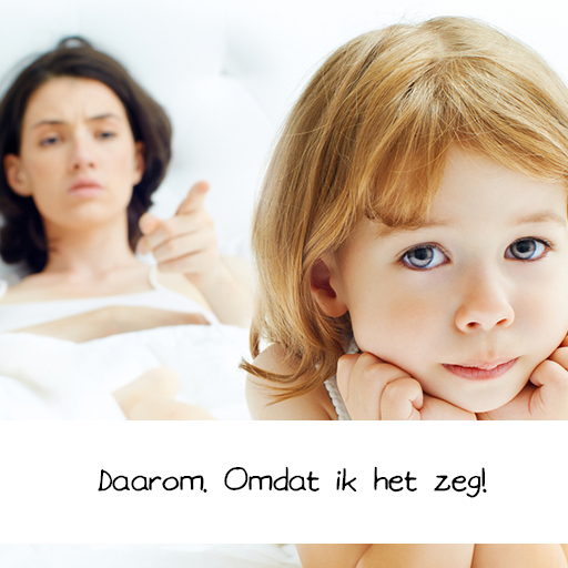 10x wat je nooit tegen je kind zou zeggen. En je doet het toch!