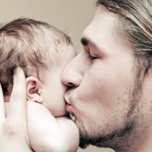 8x Smeltfactor: papa en zijn kind