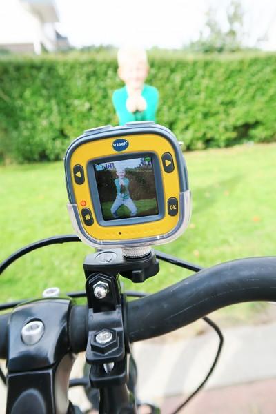 Action Cam Love2BeMama filmen op de fiets