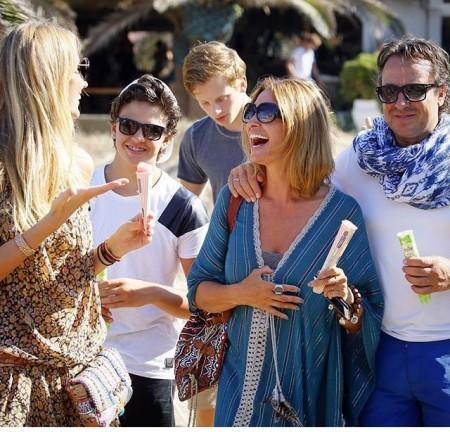 Op vakantie naar Ibiza