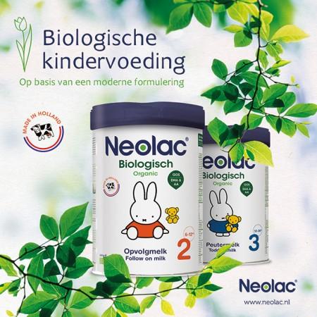 Neolac flesvoeding