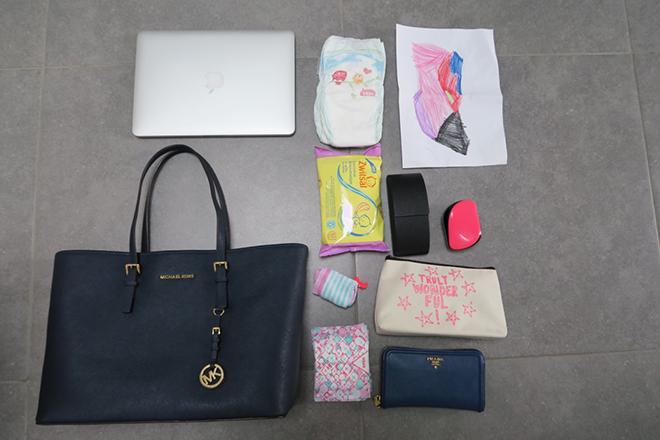 Wat zit er in mijn tas?