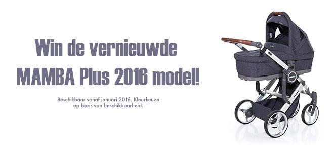Win de vernieuwde MAMBA Plus van 2016