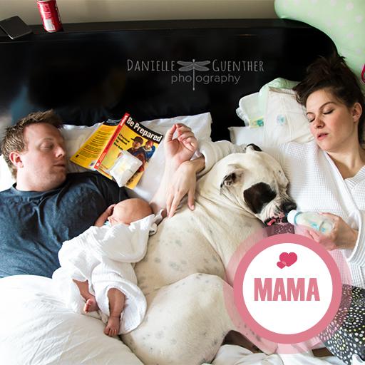 5x en dan weet je het: ik ben een mama!