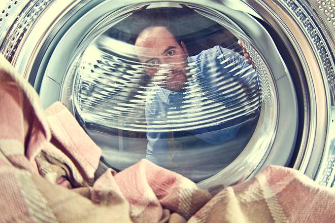 Help mijn man is een poetser