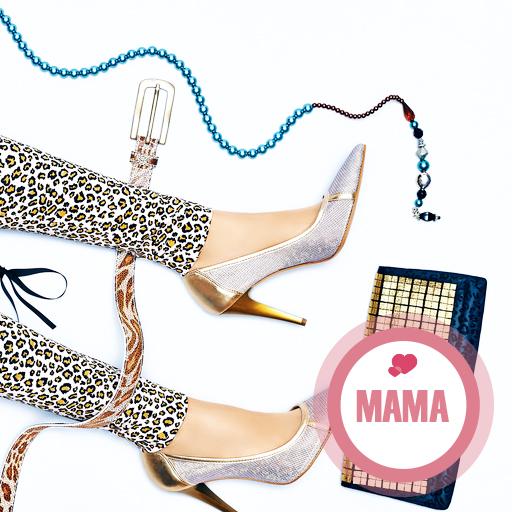 Fashionable zijn op mamadag!