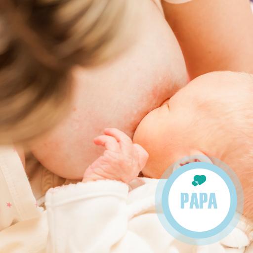 Borstvoeding door de ogen van papa