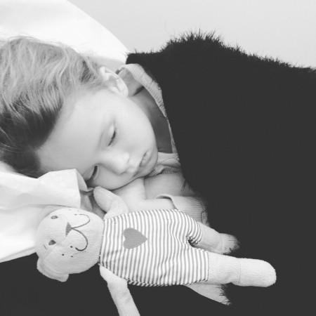 Lotte is door de PET scan geweest