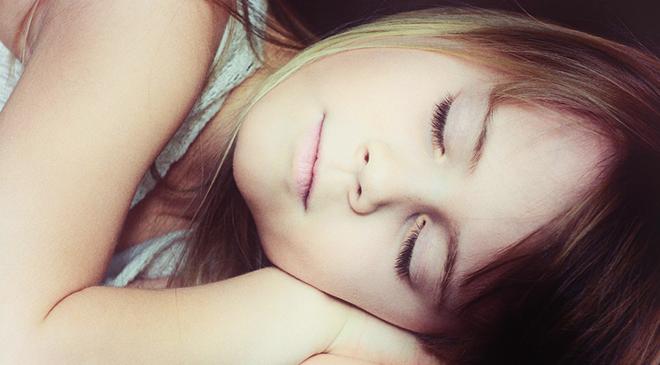 uitslapen met kinderen