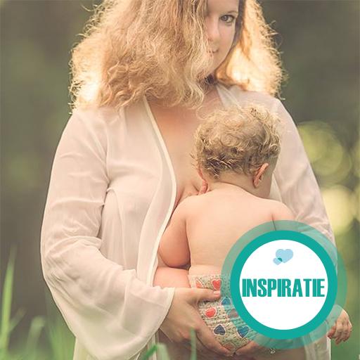 Het moederschap puur natuur