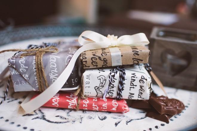Gratis Sinterklaas inpakpapier