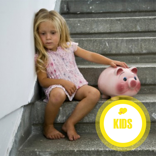 Kinderarmoede. Het moet verboden worden!