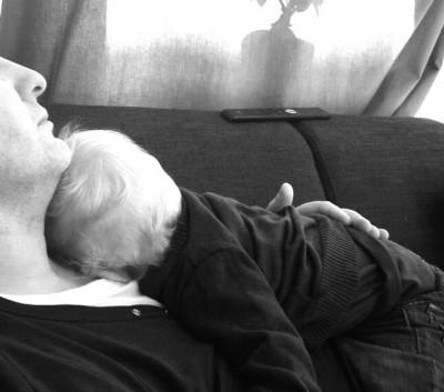 gebroken nachten met een baby