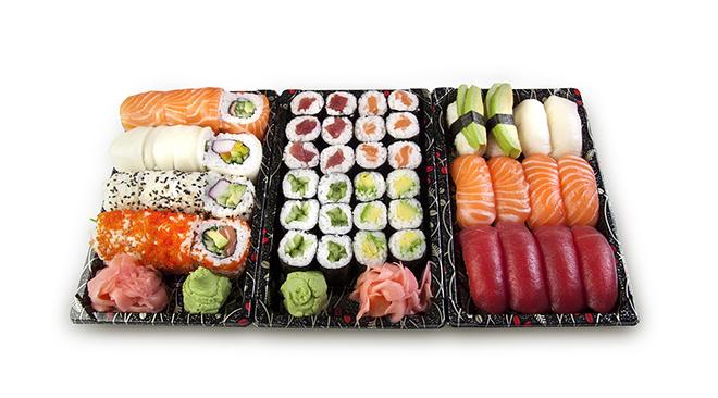 Sushi eten als je zwanger bent