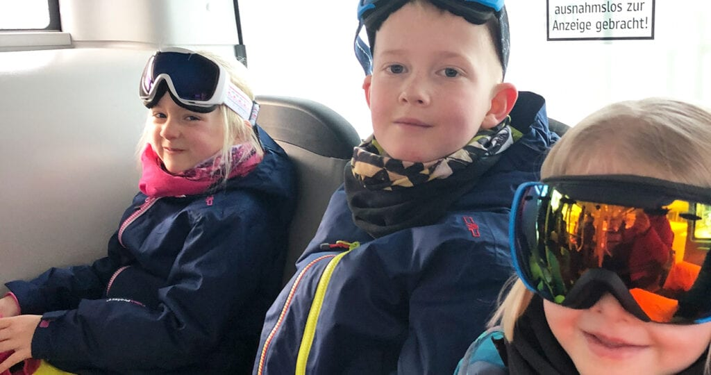 17x Op wintersport met kinderen. Hoera?