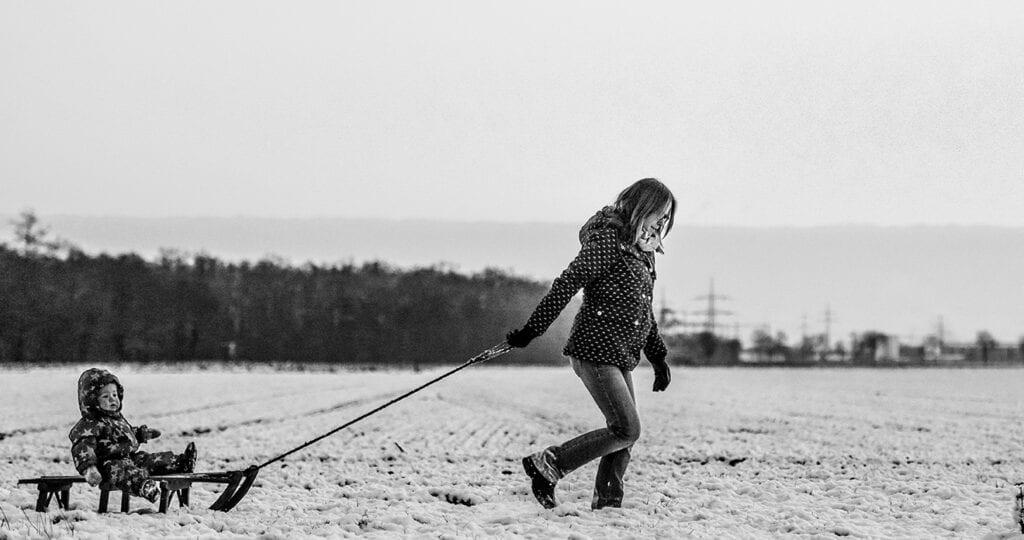 13x zwanger zijn in de winter is niet altijd leuk
