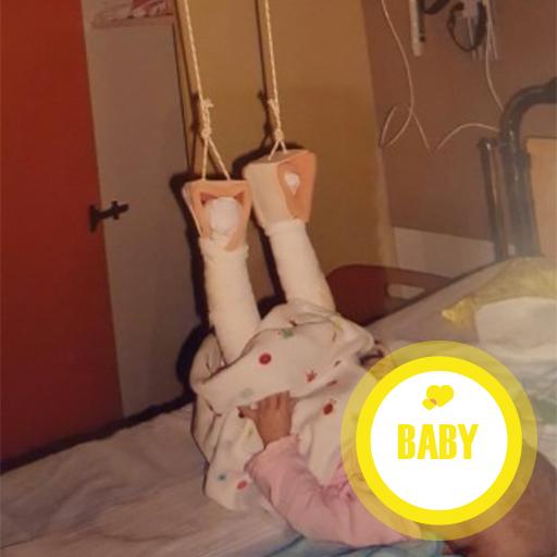 Help! Mijn baby heeft heupluxatie en heupdysplasie…