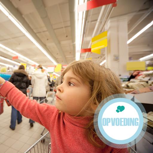 Peuter versus Supermarkt