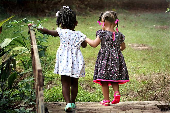 kinderen socialiseren
