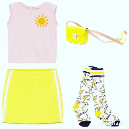 Summer outfit inspiratie