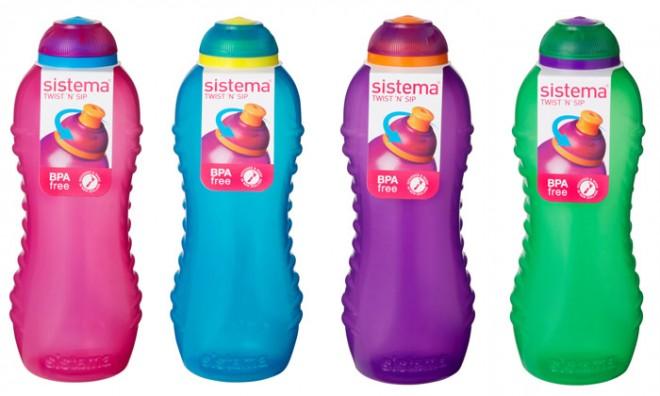 Sistema drinkfles