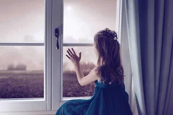 Kind met anorexia