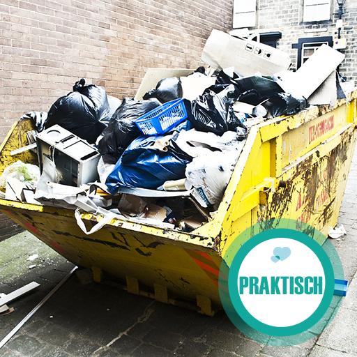 Luiers recyclen en afval scheiden