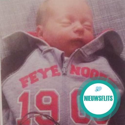 Bijzondere naam voor pasgeboren zoon Feyenoord fan