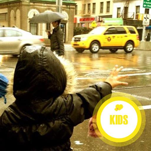 Je weet dat jouw kinderen New Yorkers zijn als…