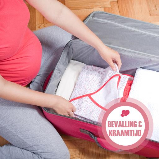 Wat er niet mag missen in de vluchttas voor tijdens de bevalling