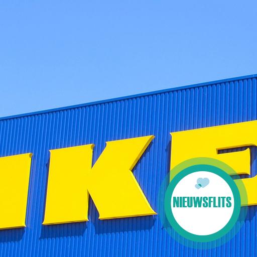 Baby uit snikhete auto gehaald op het parkeerterrein van IKEA