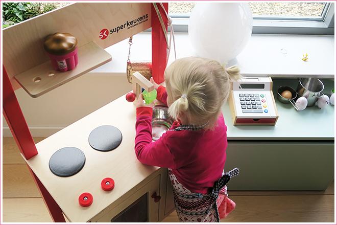 Klein keukentje - Superkeukens