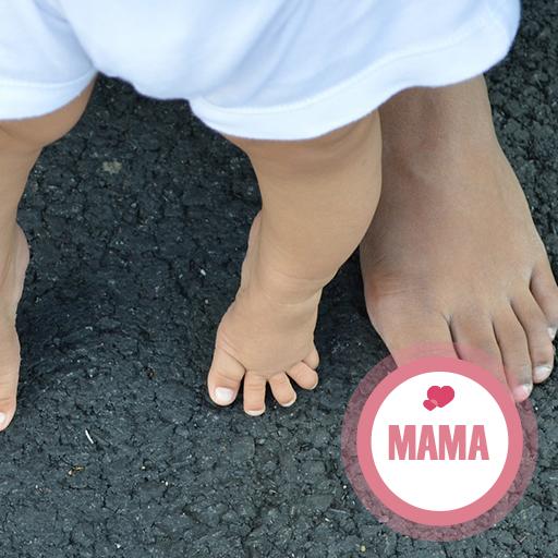 Verandering van vrouw naar moeder