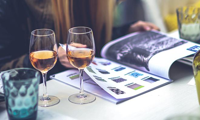 wijngebruik onder moeders